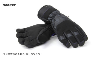 VAXPOT スノーボードグローブ 耐水圧+透湿フィルム&Thinsulate使用 VA-3956
