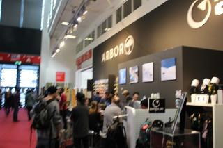 「ISPO ミュンヘン 2016」会場レポート ARBOR(アーバー)[展示品:スノーボード]