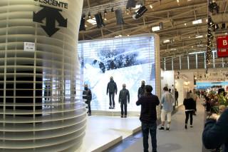 「ISPO ミュンヘン 2016」会場レポート DESCENTE(デサント)[展示品:スキー スノーボード ウェア]
