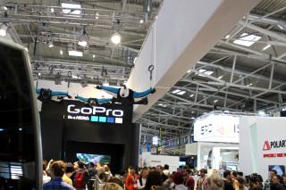 「ISPO ミュンヘン 2016」会場レポート GoPro(ゴープロ)[展示品:ビデオ カメラ]