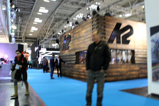 「ISPO ミュンヘン 2016」会場レポート K2(ケーツー)[展示品:スキー/スノーボード]