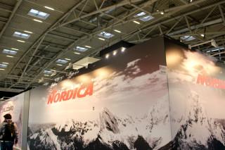 「ISPO ミュンヘン 2016」会場レポート NORDICA(ノルディカ)[展示品:スキー板/スキーブーツ]