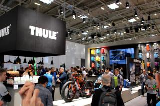 「ISPO ミュンヘン 2016」会場レポート THULE(スーリー)[展示品:バッグ/ケース]