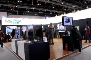 「ISPO 北京 2016」会場レポート GoPro(ゴープロ)[展示品:ビデオ カメラ]