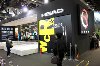 「ISPO 北京 2016」会場レポート HEAD(ヘッド)[展示品:スキー]