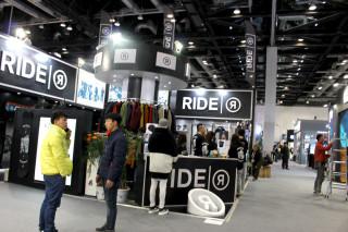 「ISPO 北京 2016」会場レポート RIDE(ライド)[展示品:スノーボード/ウェア]