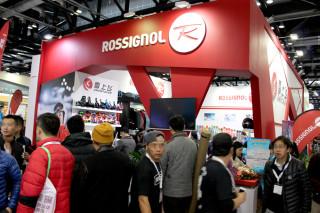 「ISPO 北京 2016」会場レポート ROSSIGNOL(ロシニョール)[展示品:スキー板/スノーボード]