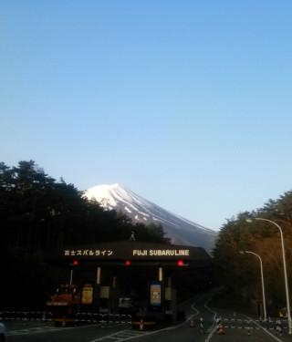 【登山レポート】イタリアからのお客様と富士登山 2016年4月25日~27日