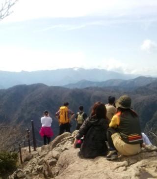 【登山レポート】関西テレビ「ゆうがた LIVE ワンダー」 奈良・大台ケ原 ロケ 2016年4月22日