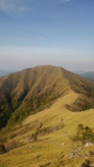 【登山レポート】四国・剣山トレッキング 2016年5月21日~22日