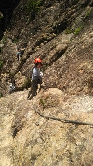 【登山レポート】穂高・剣岳向け 岩登り講習会「Alpine training program」 2016年5月13日