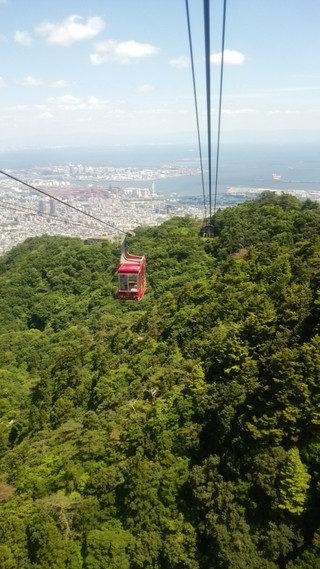 【登山レポート】六甲 トゥエンティクロス 2016年6月2日