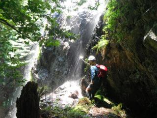 【登山レポート】奈良県 大峰・前鬼川 2016年8月11日