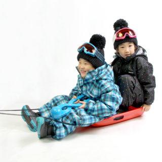 VAXPOT スキーウェア キッズ ジュニア【おすすめコーディネート】小さい子向け!可愛いつなぎタイプ
