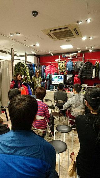 【トークイベント】Marmot(マーモット) ALbi大阪店 無事終了しました