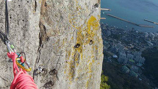 【登山レポート】小豆島 拇指岩クライミング 2016年12月17日